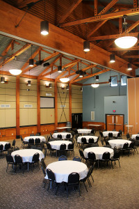 The Multi-Purpose Hall at PMC