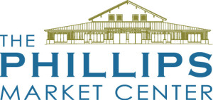 The Phillips Market Center logo.